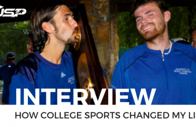How College Sports Changed My Life