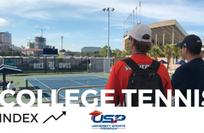 University Sports Program Launches College Tennis Recruiting Index